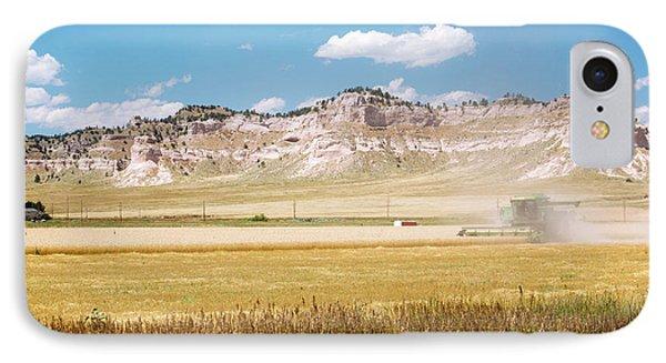 Wheat Harvest IPhone Case