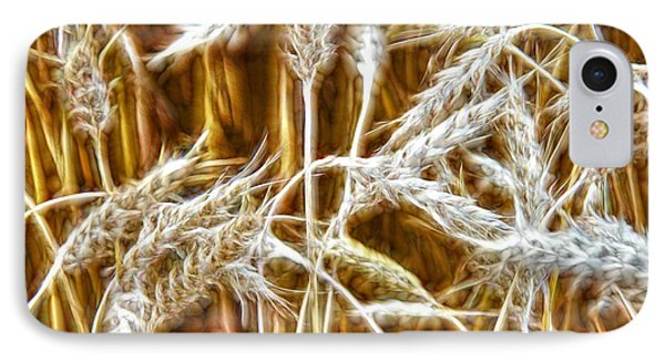 Wheat IPhone Case by Michaela Preston