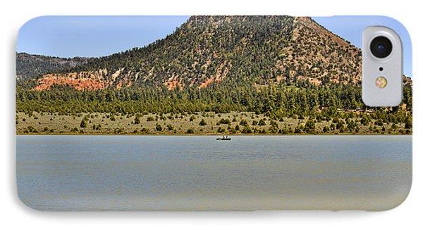 Wheatfields Lake - Chuska Mountains IPhone Case