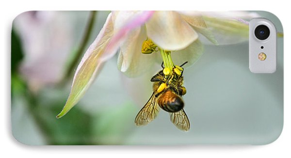 Honeybee iPhone 7 Case - Wheeeee by Susan Capuano