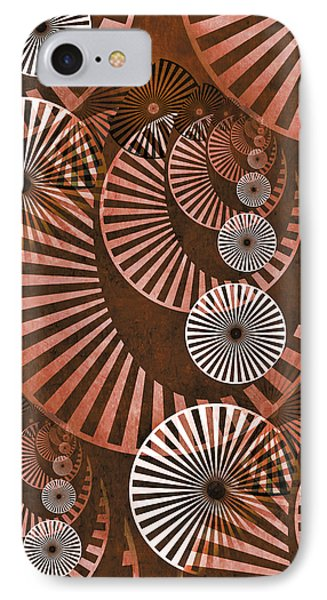 Wheel In The Sky 2 IPhone Case by Angelina Vick