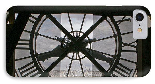Wheels Within Wheels Phone Case by Gary Eason