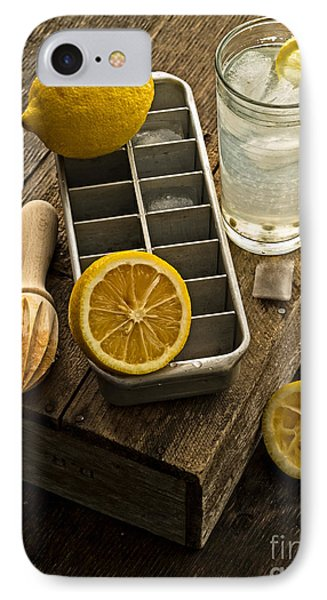 When Life Gives You Lemons... Phone Case by Edward Fielding