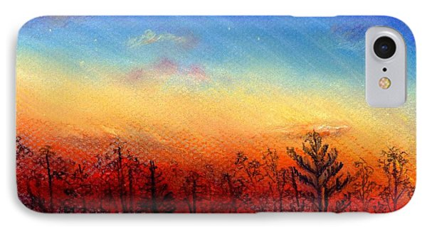 When The Heavens Sing IPhone Case by Shana Rowe Jackson