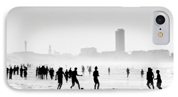 When The Sun Encounters The Mist ... IPhone Case