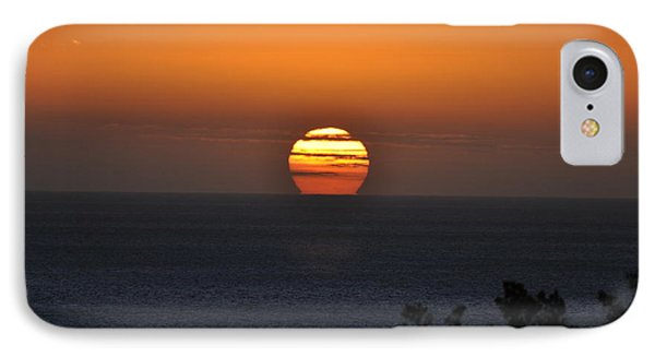 IPhone Case featuring the photograph When The Sun Sets by Sabine Edrissi