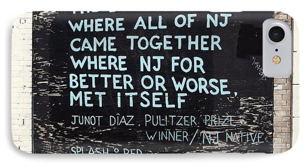 Where All Of Nj Came Together IPhone Case