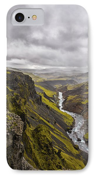 Where Do I Look IPhone Case by Jon Glaser