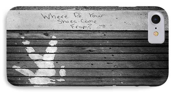 Where Do They Come From? Phone Case by John Farnan