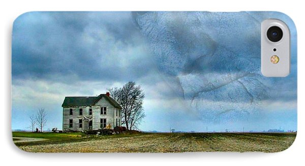 Where His Memories Were Made Phone Case by Julie Dant
