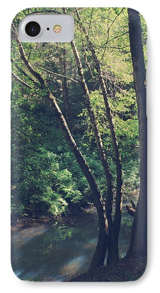 Where It's Shady Phone Case by Laurie Search