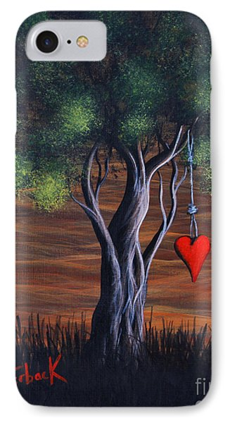 Where Love Grows By Shawna Erback IPhone Case