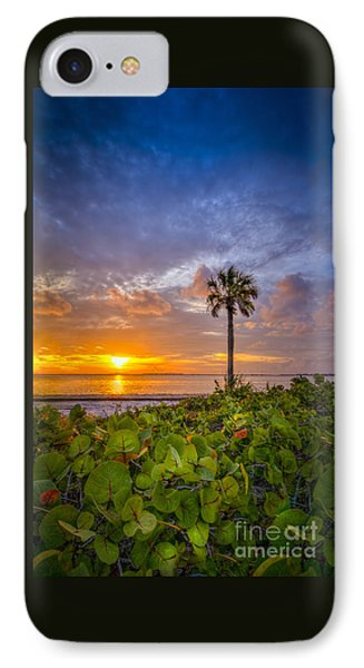 Where The Heart Is IPhone Case by Marvin Spates