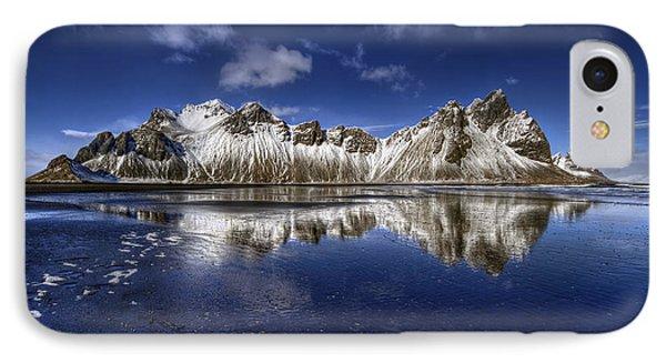 Where The Mountains Meet The Sky Phone Case by Evelina Kremsdorf