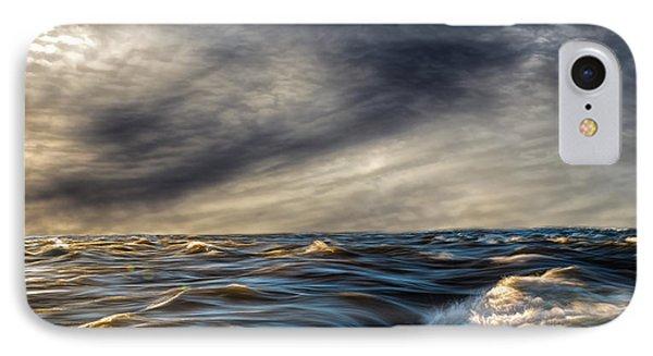 Where The River Kisses The Sea Phone Case by Bob Orsillo
