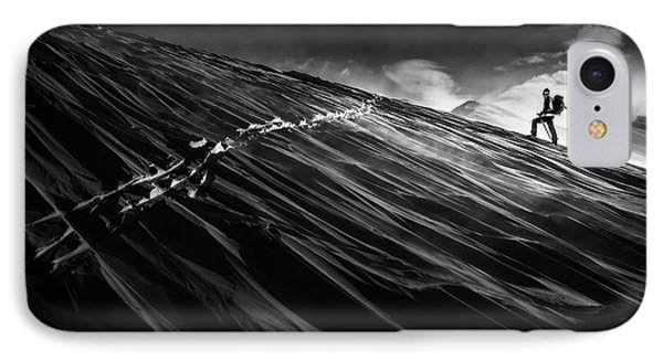 Where The Trail End? IPhone Case