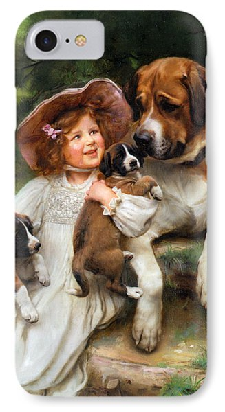 Which May I Keep Phone Case by Arthur John Elsley