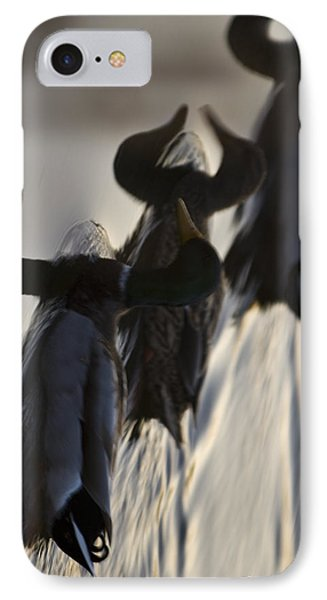 Which Way Is Up IPhone Case by Robert Culver