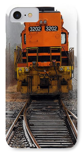 IPhone Case featuring the photograph Which Way by Mike Martin