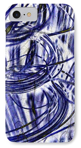 IPhone Case featuring the digital art Whirlwind by Darla Wood