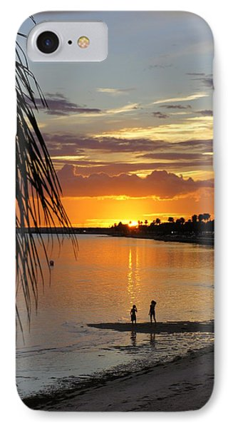 IPhone Case featuring the photograph Whiskey Joe's by Laurie Perry