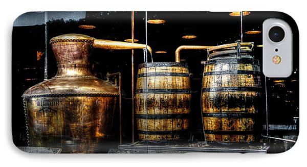 Whiskey Still On Main Street IPhone Case
