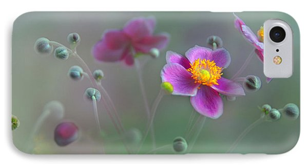 Whisper IPhone Case by Elaine Manley
