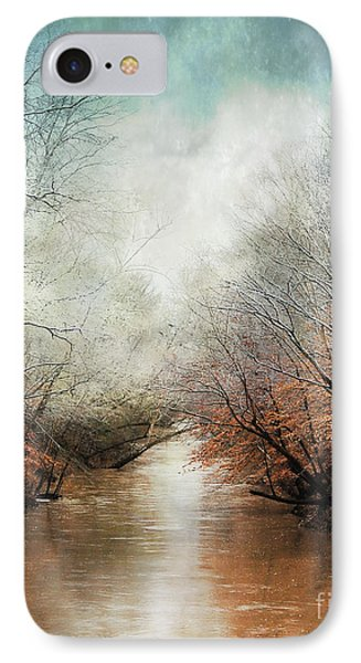 Whisper Of Winter IPhone Case