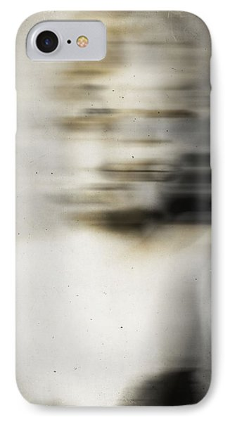 Whisper On The Neck  IPhone Case by Empty Wall