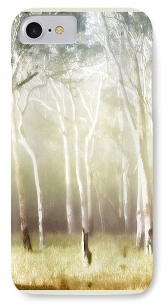 Whisper The Trees IPhone Case by Holly Kempe