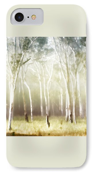 Whisper The Trees Phone Case by Holly Kempe