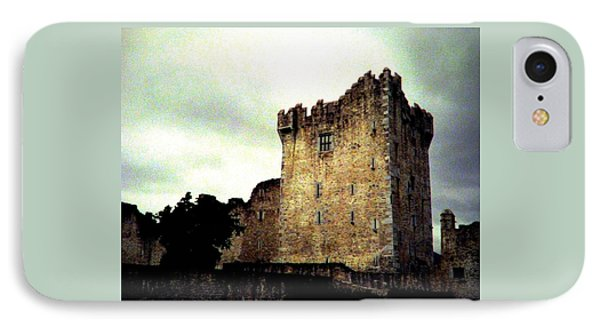 IPhone Case featuring the photograph Whispers And Footsteps by Angela Davies