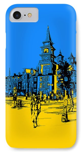 Whistler Art 002 IPhone Case