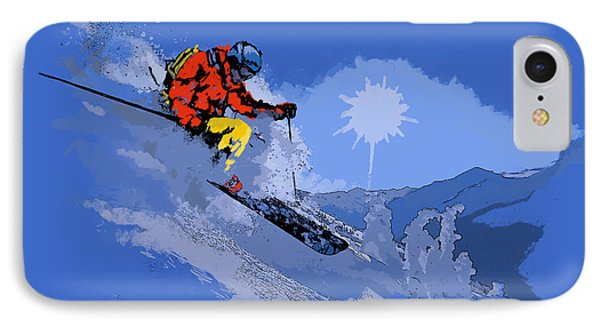 Whistler Art 006 IPhone Case