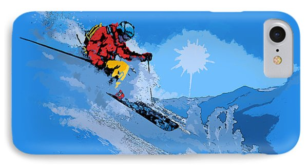 Whistler Art 008 IPhone Case