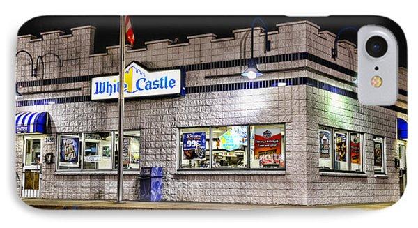 White Castle 2 Phone Case by Paul Ward