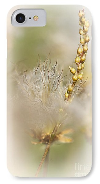White Dryas  Phone Case by Heiko Koehrer-Wagner