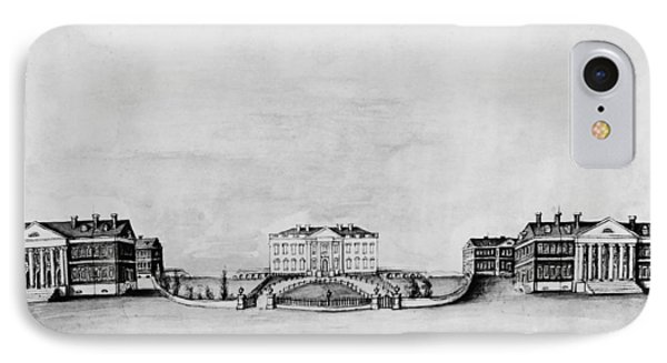 White House, 1821 IPhone Case