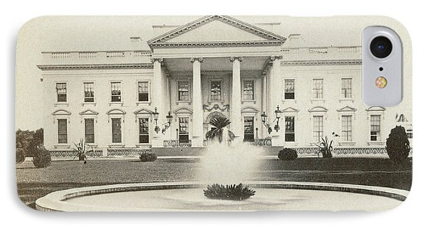 White House, C1882 IPhone Case