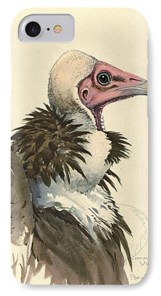 White Necked Vulture IPhone 7 Case