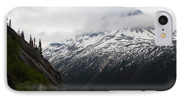 White Pass Railroad View IPhone Case by Robert  Moss