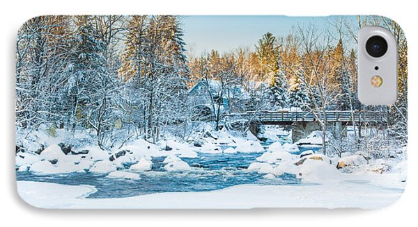 White River IPhone Case