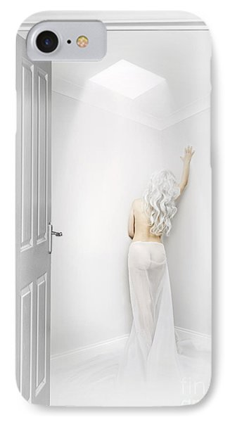 White Room IPhone Case by Svetlana Sewell