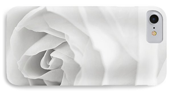 White Rose IPhone Case by Elena Elisseeva