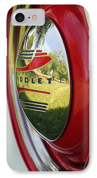 White Sidewalls On Chevy IPhone Case