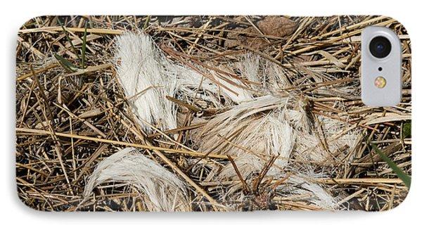 White-tailed Deer Hair Phone Case by Linda Freshwaters Arndt