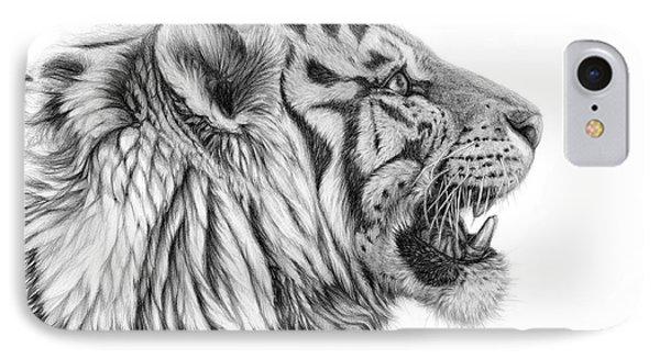 White Tiger - Pantera Tigris Tigris IPhone Case