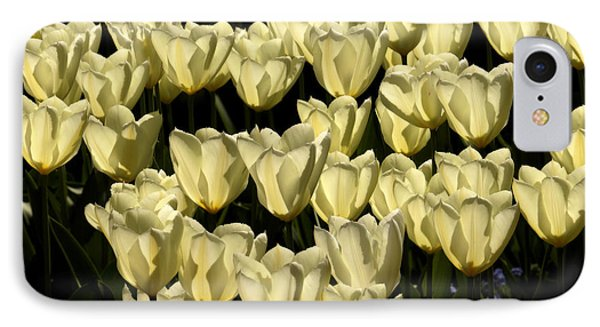 IPhone Case featuring the photograph White Tulips by Inge Riis McDonald