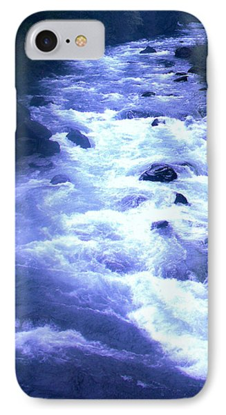 White Water Phone Case by J D Owen