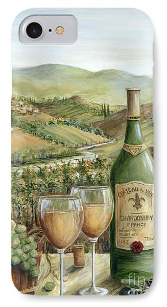 White Wine Lovers IPhone Case by Marilyn Dunlap